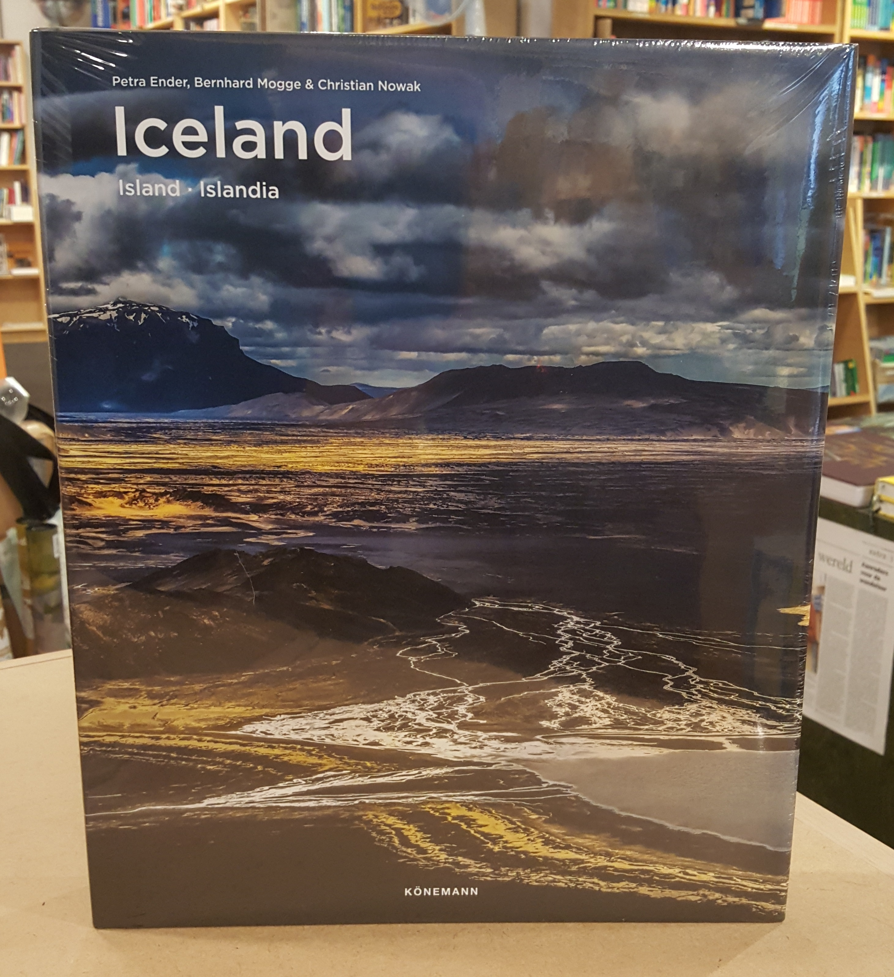 Iceland | fotoboek IJsland 9783741920226  Könemann   Fotoboeken IJsland
