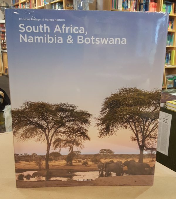 South Africa, Nambia & Botswana | fotoboek 9783741920271  Könemann   Fotoboeken Zuidelijk-Afrika
