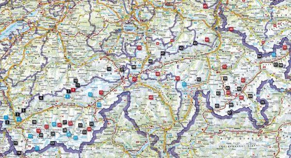 Dreitausender Schweiz – drüber und drunter   Rother Selection 9783763331222  Bergverlag Rother Rother Selection  Wandelgidsen Zwitserland