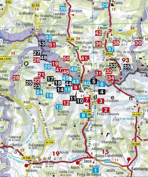 Rother wandelgids Pyrenäen 4 | Rother Wanderführer 9783763343188  Bergverlag Rother RWG  Wandelgidsen Pyreneeën en Baskenland