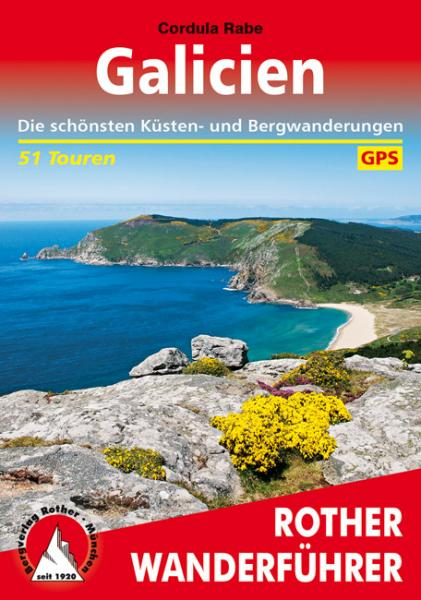 Galicien | Rother Wanderführer (wandelgids) 9783763344284  Bergverlag Rother RWG  Wandelgidsen Noordwest-Spanje