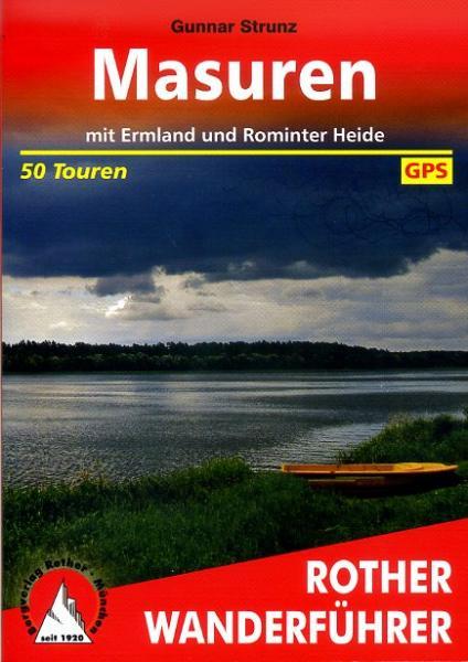 wandelgids Masuren Rother Wanderführer 9783763344307  Bergverlag Rother RWG  Wandelgidsen Noordoost-Polen met Mazurië