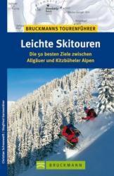 Leichte Skitouren 9783765451485 Schneeweiss Bruckmann   Wintersport Oostenrijk