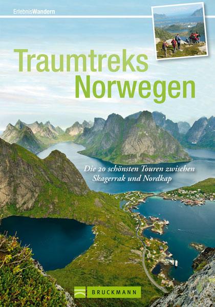 Traumtreks Norwegen 9783765458286 Alwig Derstvenscheg Bruckmann   Fotoboeken Noorwegen