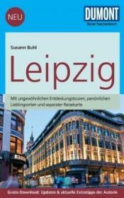 Leipzig | Reise-Taschenbuch 9783770173631  Dumont Reise-Taschenbücher  Reisgidsen Leipzig