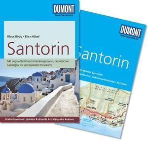 Santorini | Dumont Reise-Taschenbuch reisgids 9783770174409  Dumont Reise-Taschenbücher  Reisgidsen Egeïsche Eilanden