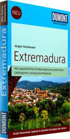 Extremadura | Dumont Reise-Taschenbuch reisgids 9783770174515  Dumont Reise-Taschenbücher  Reisgidsen Extremadura
