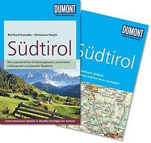 Südtirol | Dumont Reise-Taschenbuch reisgids 9783770174522  Dumont Reise-Taschenbücher  Reisgidsen Zuid-Tirol, Dolomieten