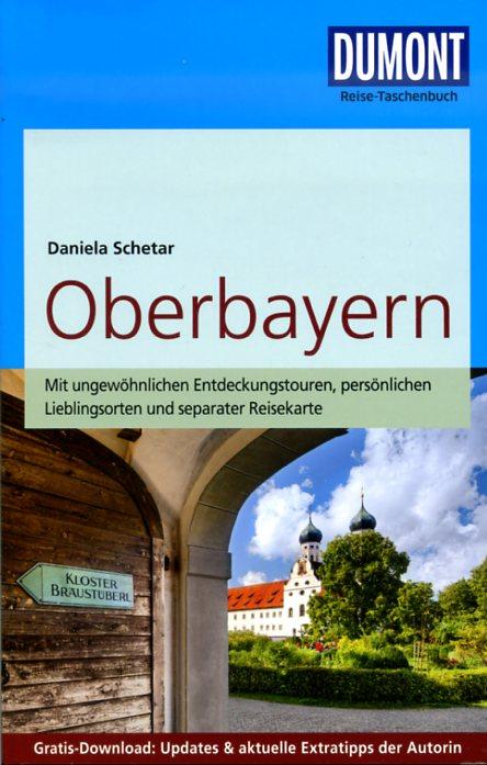 Oberbayern | Reise-Taschenbuch 9783770174553  Dumont Reise-Taschenbücher  Reisgidsen Franken, Nürnberg, Altmühltal, München en omgeving