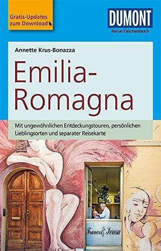 Emilia Romagna | Dumont Reise-Taschenbuch reisgids 9783770174959  Dumont Reise-Taschenbücher  Reisgidsen Bologna, Emilia-Romagna
