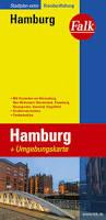 Hamburg Stadsplattegrond 9783827923592  Falk Stadsplattegronden  Stadsplattegronden Hamburg