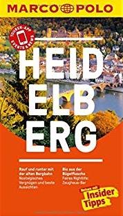 Marco Polo Heidelberg (Duitstalig) 9783829727709  Marco Polo (D) MP reisgidsjes  Reisgidsen Heidelberg, Kraichgau, Stuttgart, Neckar