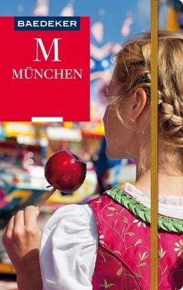 München | Baedeker Reiseführer 9783829746168  Baedeker   Reisgidsen München en omgeving