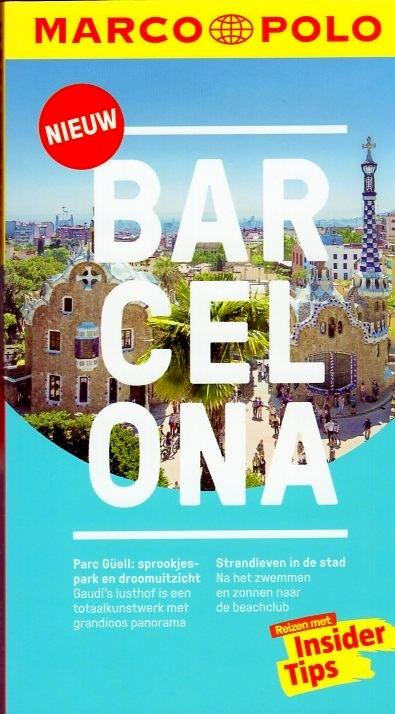Marco Polo Barcelona 9783829756303 Dorothea Massmann Marco Polo MP reisgidsjes  Reisgidsen Barcelona