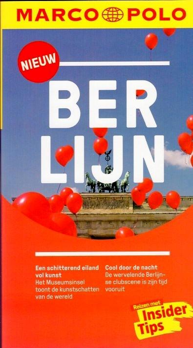 Marco Polo Berlijn 9783829756310  Marco Polo MP reisgidsjes  Reisgidsen Berlijn