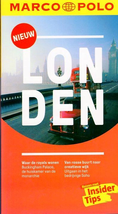 Marco Polo Londen 9783829756334  Marco Polo MP reisgidsjes  Reisgidsen Londen