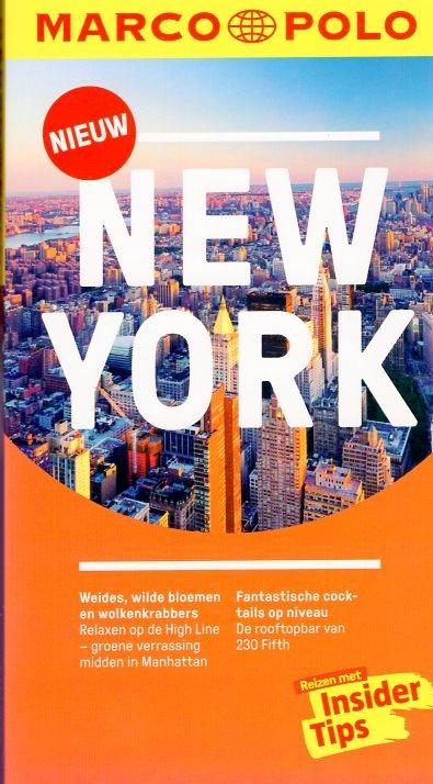 Marco Polo New York 9783829756358  Marco Polo MP reisgidsjes  Reisgidsen New York, Pennsylvania, Washington DC