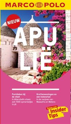 Marco Polo Apulië (Puglia) 9783829756419  Marco Polo MP reisgidsjes  Reisgidsen Apulië