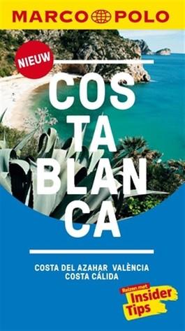 Marco Polo Costa Blanca 9783829756464  Marco Polo MP reisgidsjes  Reisgidsen Costa Blanca