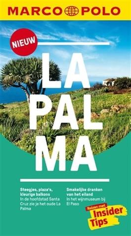 Marco Polo La Palma 9783829756471  Marco Polo MP reisgidsjes  Reisgidsen La Palma