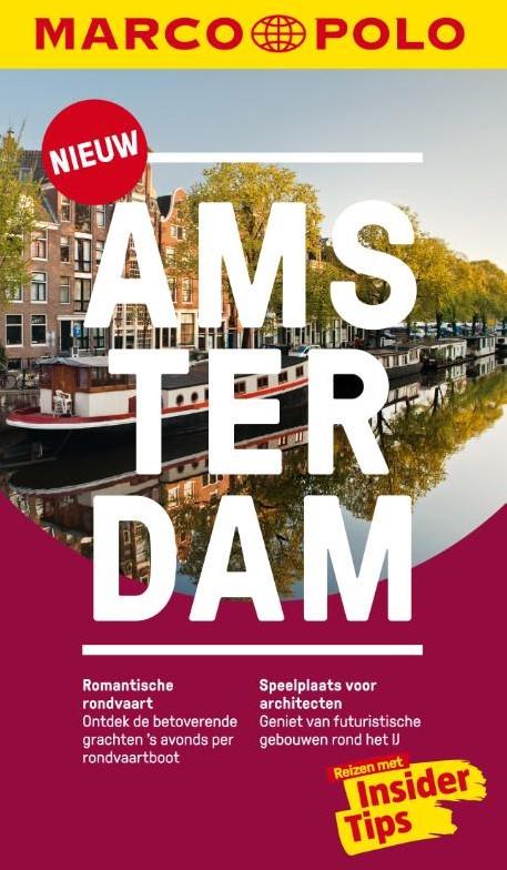 Marco Polo Amsterdam 9783829756495  Marco Polo MP reisgidsjes  Reisgidsen Amsterdam