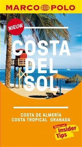 Marco Polo Costa del Sol 9783829758024  Marco Polo MP reisgidsjes  Reisgidsen Andalusië