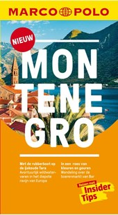 Marco Polo Montenegro 9783829758055  Marco Polo MP reisgidsjes  Reisgidsen Servië, Bosnië-Hercegovina, Macedonië, Kosovo, Montenegro