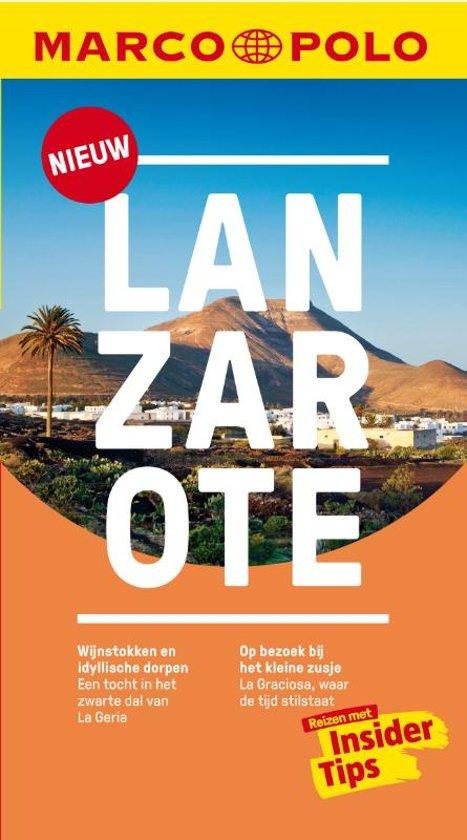 Marco Polo Lanzarote 9783829758178  Marco Polo MP reisgidsjes  Reisgidsen Lanzarote
