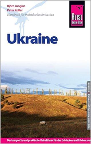 Ukraine | Reise Know-How reisgids 9783831723768 Krzysztof Bzowski; Aleksander Strojny Reise Know-How   Reisgidsen Oekraïne