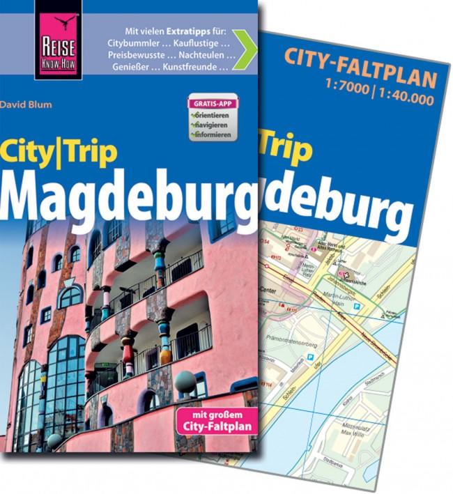 Magdeburg CityTrip 9783831725229  Reise Know-How City Trip  Reisgidsen Brandenburg & Sachsen-Anhalt