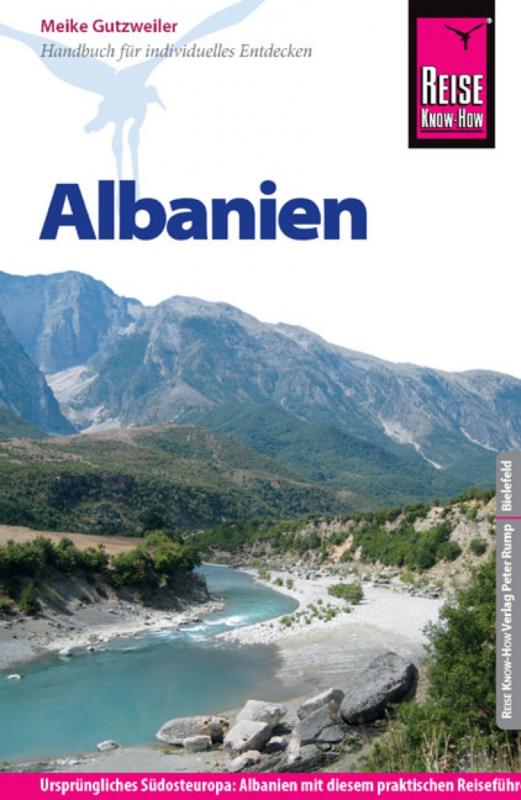 Albanien | reisgids Albanië 9783831730223  Reise Know-How   Reisgidsen Albanië