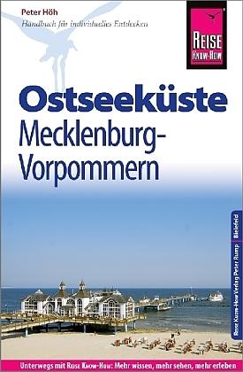 Ostseeküste Mecklenburg-Vorpommern 9783831730476  Reise Know-How   Reisgidsen Mecklenburg-Vorpommern