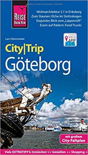 Göteborg CityTrip Gotenburg 9783831731350  Reise Knowhow City Trip  Reisgidsen Zuid-Zweden
