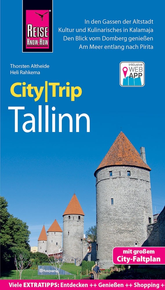 Tallinn CityTrip 9783831731404  Reise Know-How City Trip  Reisgidsen Estland