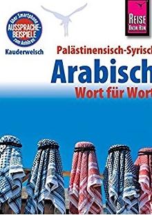 Palästinensisch/Syrisch-Arabisch  Wort für Wort 9783831764693  Kauderwelsch   Taalgidsen en Woordenboeken Midden-Oosten