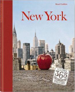 365 Day-by-Day: New York 9783836537728  Taschen   Fotoboeken New York, Pennsylvania, Washington DC