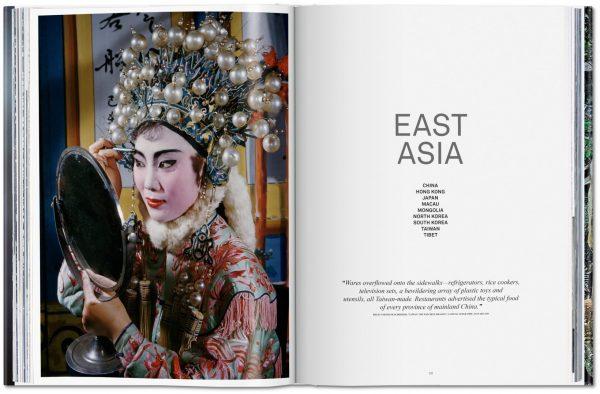 Around the world in 125 years: Asia & Oceania 9783836568845  Taschen / National Geographic   Fotoboeken Afrika
