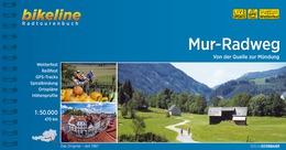 Bikeline Mur-Radweg | fietsgids 9783850000376  Esterbauer Bikeline  Fietsgidsen, Meerdaagse fietsvakanties Salzburg, Karinthië, Tauern, Stiermarken