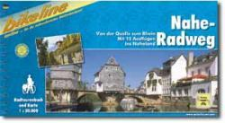 Bikeline Nahe-Radweg | fietsgids 9783850000383  Esterbauer Bikeline  Fietsgidsen Saarland, Hunsrück