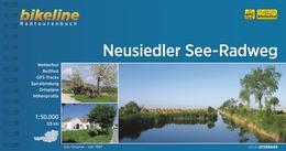 Bikeline Neusiedler See-Radweg | fietsgids 9783850000567  Esterbauer Bikeline  Fietsgidsen Wenen, Noord- en Oost-Oostenrijk