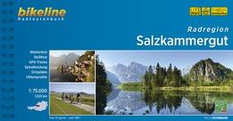 Bikeline Radatlas Salzkammergut | fietsgids 9783850000574  Esterbauer Bikeline  Fietsgidsen Salzburg, Karinthië, Tauern, Stiermarken