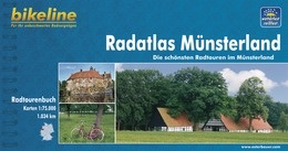 Bikeline Münsterland, Radatlas | fietsgids 9783850000819  Esterbauer Bikeline  Fietsgidsen Münsterland, Bentheim
