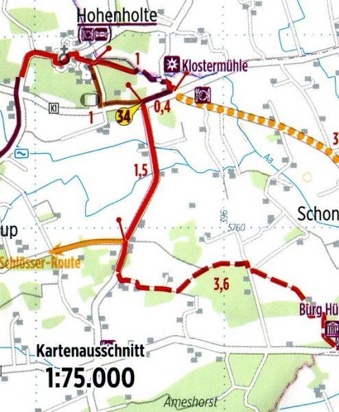 Bikeline R1 Europa-Radweg | fietsgids 9783850001298  Esterbauer Bikeline  Fietsgidsen, Meerdaagse fietsvakanties Duitsland