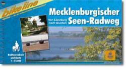 Bikeline Mecklenburgische Seen-Radweg | fietsgids 9783850001816  Esterbauer Bikeline  Fietsgidsen Mecklenburg-Vorpommern
