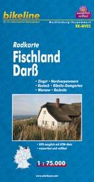 RK-MV02 Fischland, Darß (Vorpommern) | fietskaart 1:75.000 9783850002066  Esterbauer Bikeline Radkarten  Fietskaarten Mecklenburg-Vorpommern