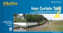 Bikeline Iron Curtain Trail 2 Cycling guide | fietsgids 9783850002783  Esterbauer Bikeline  Fietsgidsen, Meerdaagse fietsvakanties Duitsland