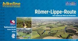 Bikeline Römer-Lippe-Route | fietsgids 9783850003711  Esterbauer Bikeline  Fietsgidsen Nordrhein-Westfalen