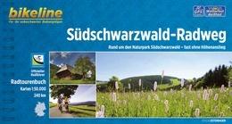 Bikeline Südschwarzwald | fietsgids 9783850004381  Esterbauer Bikeline  Fietsgidsen Zwarte Woud