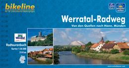 Bikeline Werratal-Radweg | fietsgids 9783850004398  Esterbauer Bikeline  Fietsgidsen Noord- en Midden-Hessen, Kassel, Thüringen, Weimar, Rennsteig