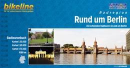 Bikeline Rund um Berlin | fietsgids 9783850004503  Esterbauer Bikeline  Fietsgidsen Brandenburg & Sachsen-Anhalt